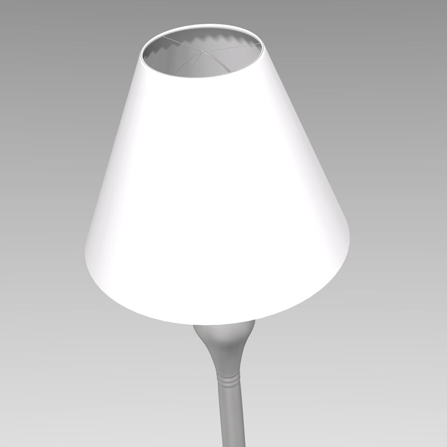 HQ Lamp royalty-free 3d model - Preview no. 5