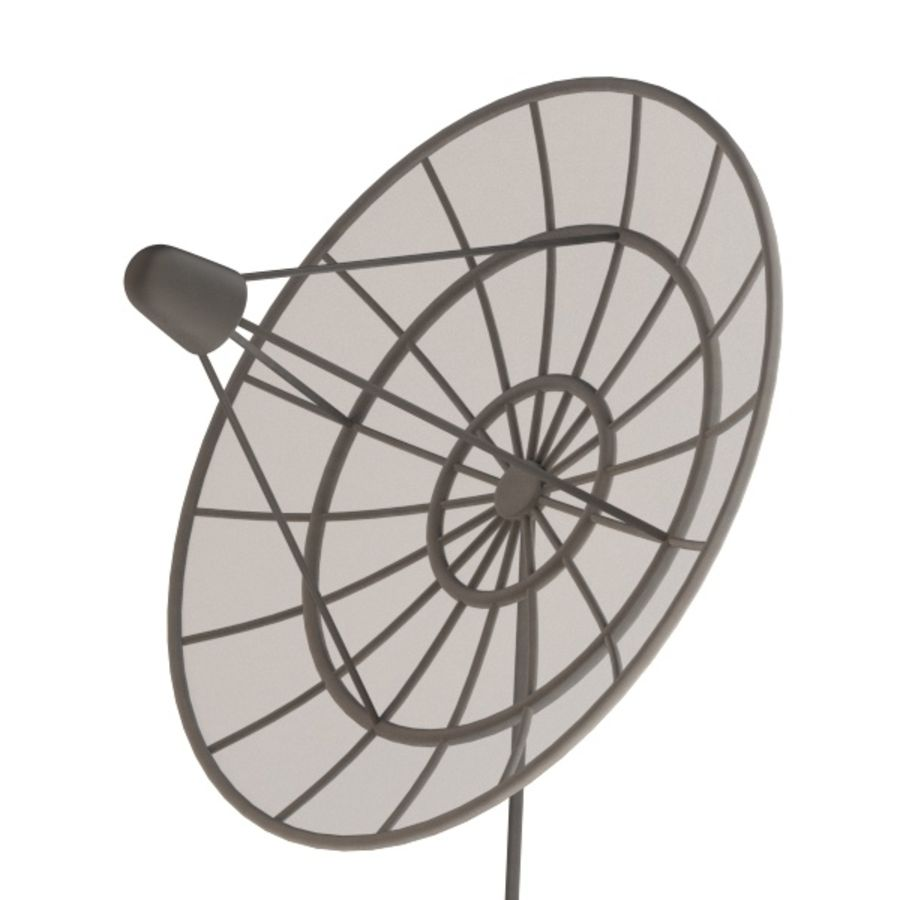 antenna4 royalty-free 3d model - Preview no. 3
