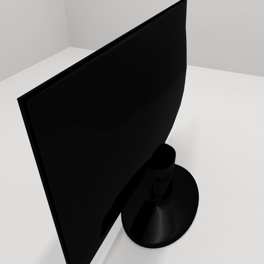 Computer screen royalty-free 3d model - Preview no. 7