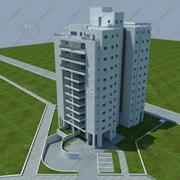 Gebäude (15) 3d model