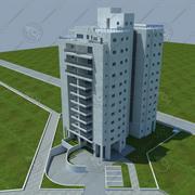 building(15) 3d model