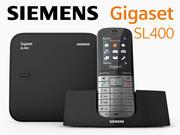 Siemens Gigaset SL400 3d model