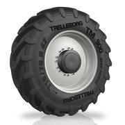 Tyre 3d model