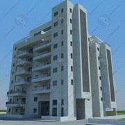 Gebäude (1) (2) (1) (2) 3d model