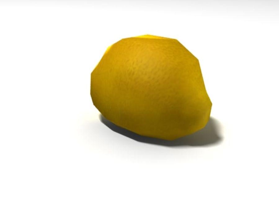 citroen royalty-free 3d model - Preview no. 5