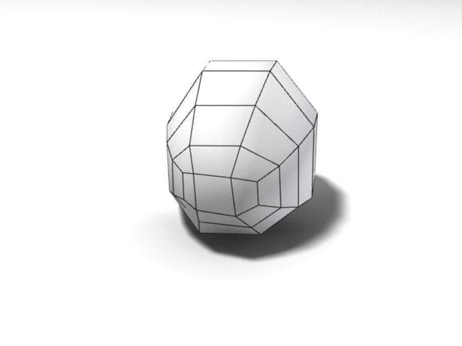 citroen royalty-free 3d model - Preview no. 4