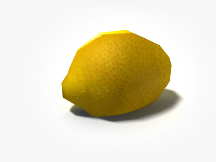 citroen royalty-free 3d model - Preview no. 1