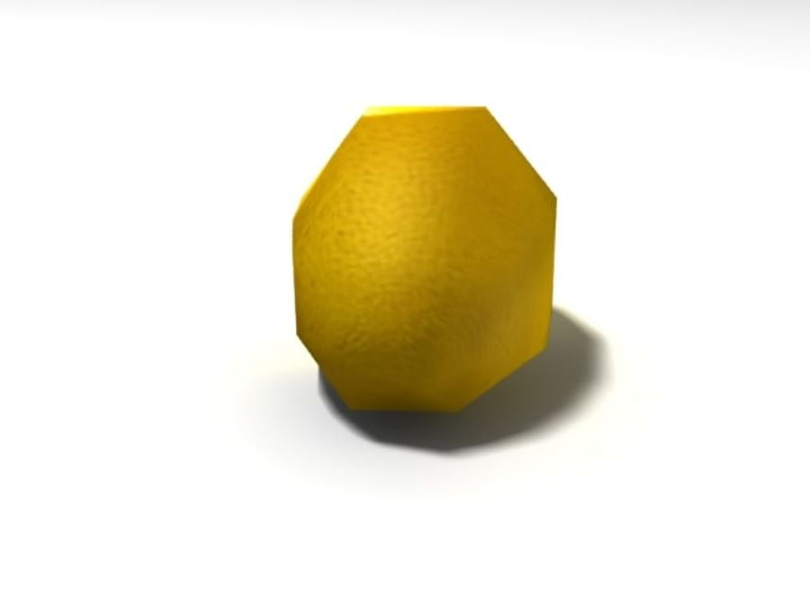 citroen royalty-free 3d model - Preview no. 3