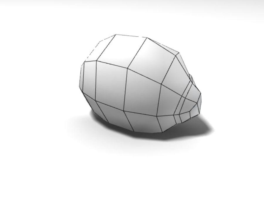 citroen royalty-free 3d model - Preview no. 8