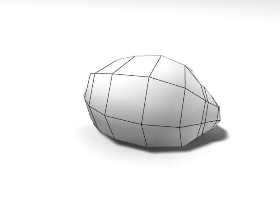citroen royalty-free 3d model - Preview no. 10