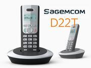 SAGEMCOM D22T 3d model