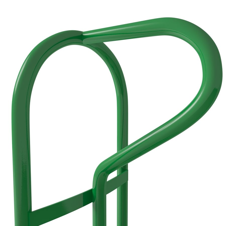 Hand Truck royalty-free 3d model - Preview no. 7