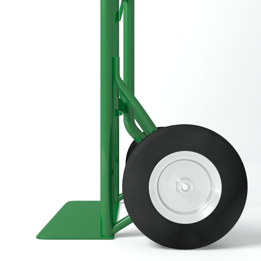 Hand Truck royalty-free 3d model - Preview no. 5