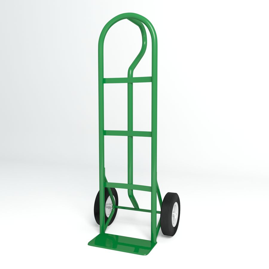 Hand Truck royalty-free 3d model - Preview no. 2