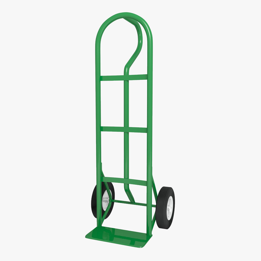Hand Truck royalty-free 3d model - Preview no. 1
