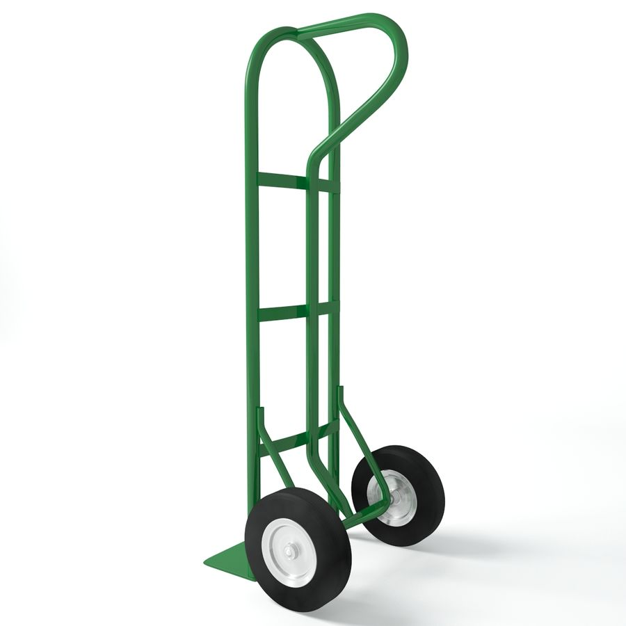 Hand Truck royalty-free 3d model - Preview no. 6