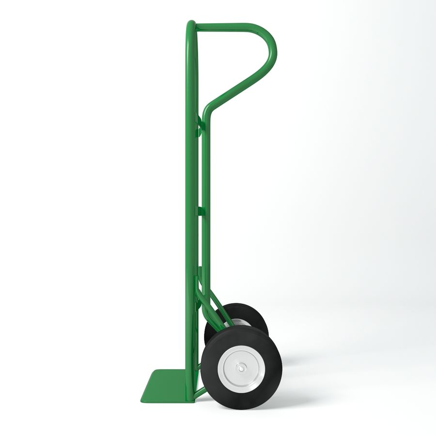 Hand Truck royalty-free 3d model - Preview no. 3