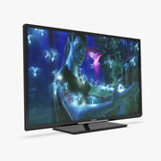 TV PHILIPS LED 3D 3d model