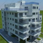 budynek (1) (1) (1) (2) (1) 3d model