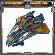 SciFi_CR6 3d model