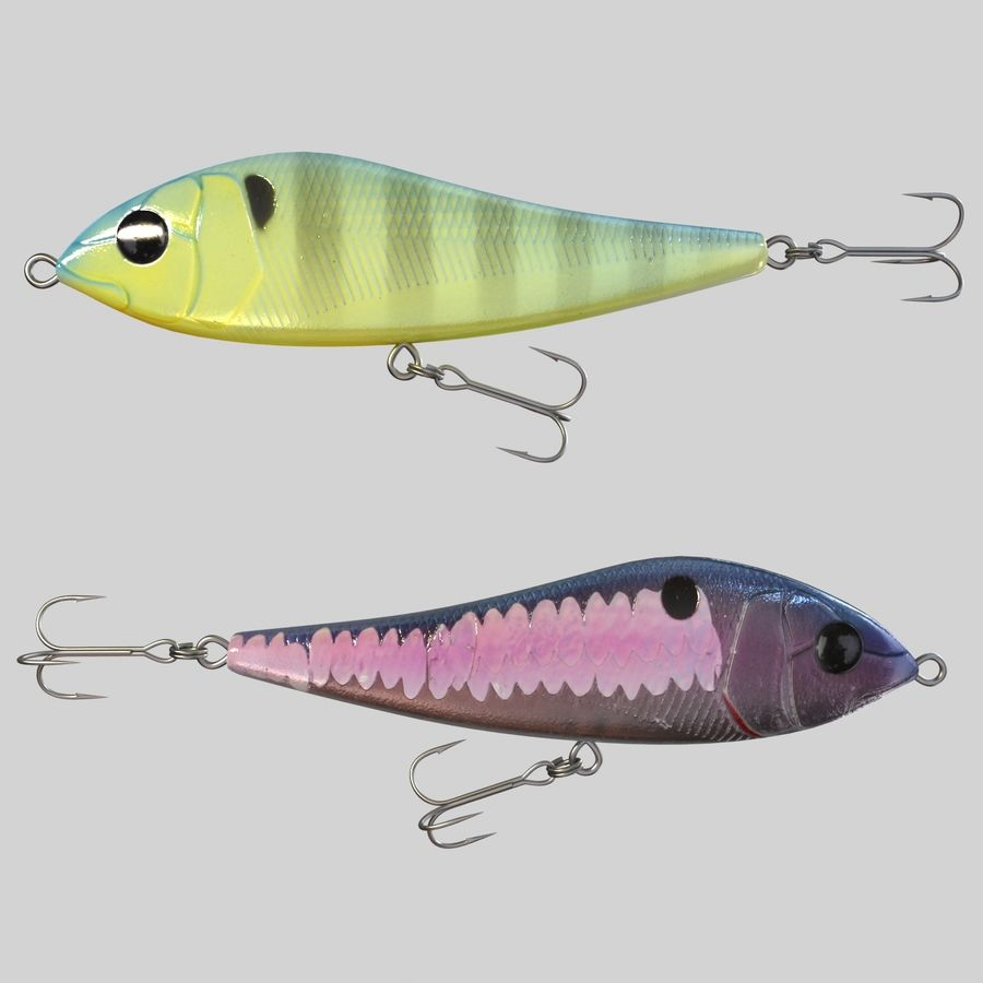 Fishing Lure 01 royalty-free 3d model - Preview no. 2