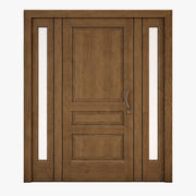 Door(17) 3d model