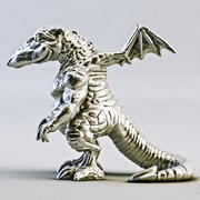 Dragon 3D stampabile 3d model