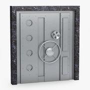 Door124 3d model