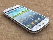 Samsung Galaxy Express I8730 3d model