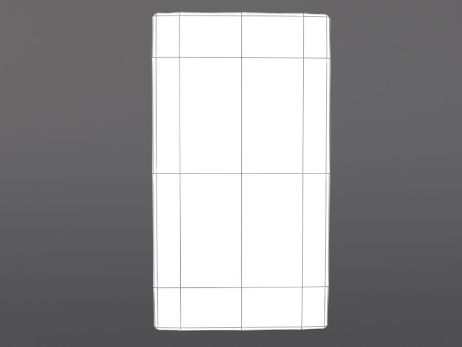 Future Phone royalty-free 3d model - Preview no. 4