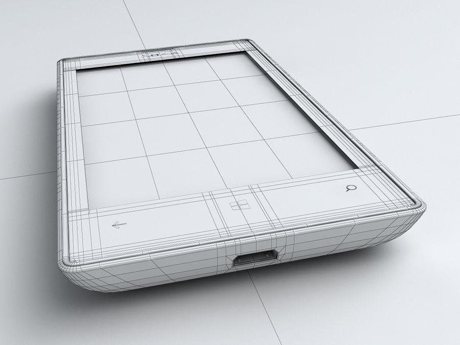 Nokia Lumia 520 royalty-free 3d model - Preview no. 30