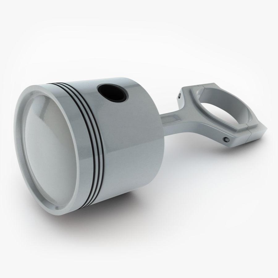 Piston royalty-free 3d model - Preview no. 2