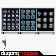 Рентгеновский световой короб 3d model