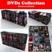 płyta DVD 3d model