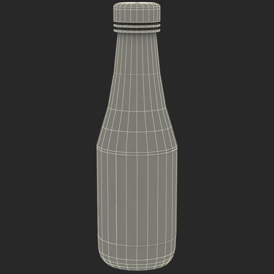 Ketçap Şişesi Heinz royalty-free 3d model - Preview no. 9