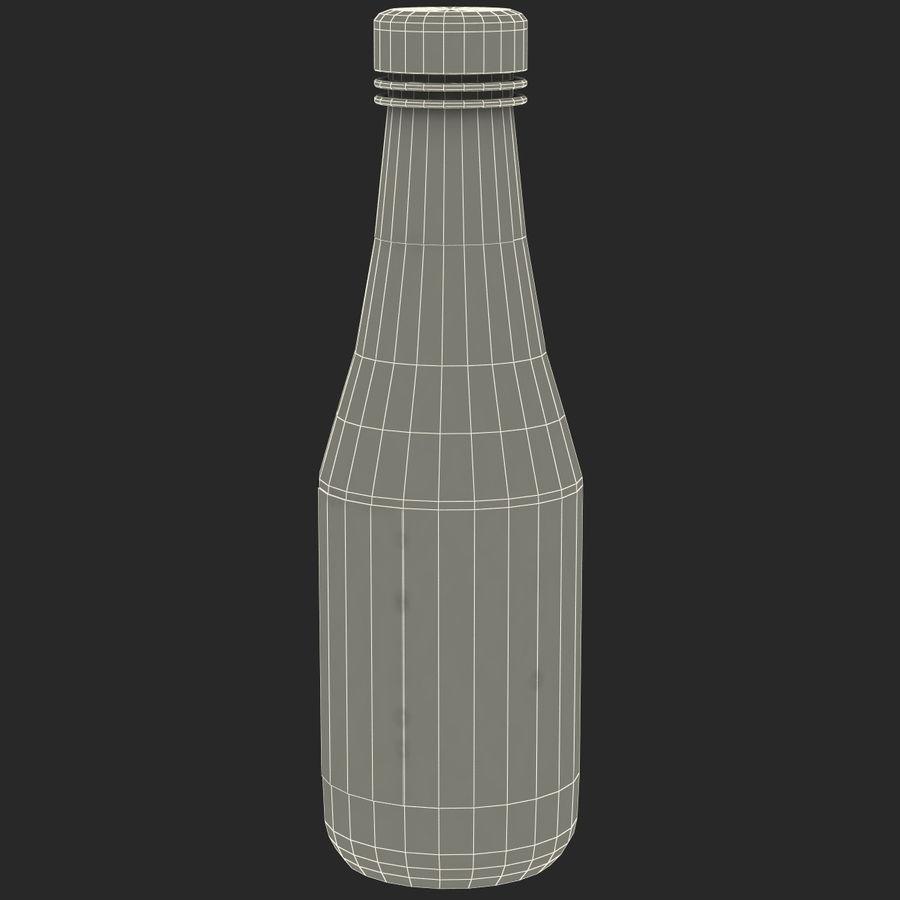 Ketçap Şişesi Heinz royalty-free 3d model - Preview no. 11