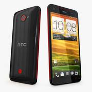 HTC Butterfly 3d model
