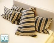 bed Pillow 06 3d model