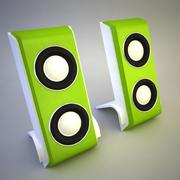 PC Speaker 3d model