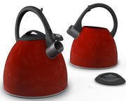 Morphy Richards stove-top Kettle 3d model