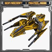 SciFi_AG35 3d model