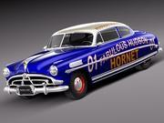 Hudson Hornet 1951-1954 3d model