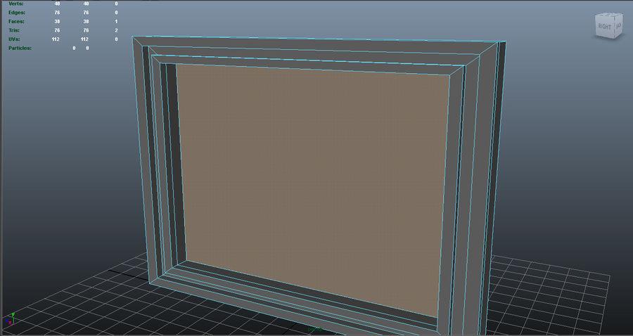 Frame 3D Model $1 - .ma - Free3D