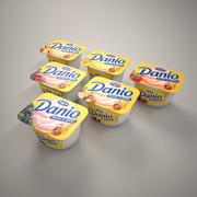 Danio 3d model