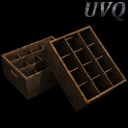 Crates 3d model