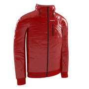 Red Craft Jacket 3d model