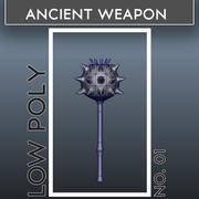 Ancient Weapon_01 3d model