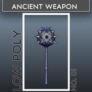 Ancient Weapon_01 3d model