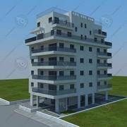 building(1)(1)(1)(1)(1) 3d model