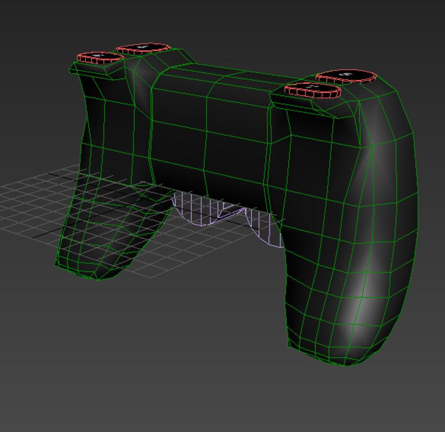 Generic Joystick royalty-free 3d model - Preview no. 9